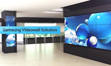 videowall ekrani